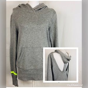 Victoria's Secret Sport VSX Open Back Sweatshirt M